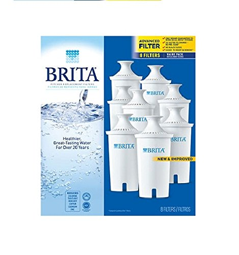 Brita Pitcher Replacement Filters - 8 ct. by Brita