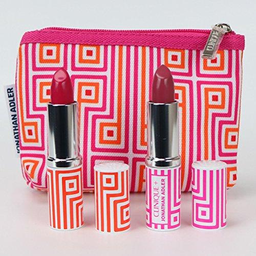 Clinique Pop Lip Color + Primer Lipstick Set, Punch Pop, Plu