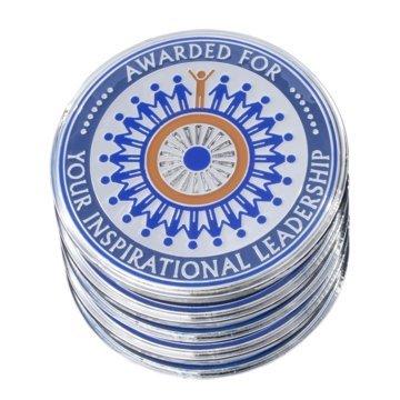 AttaCoin - 5 Coins - Leadership - Employee Appreciation Gifts - Motivation Award -