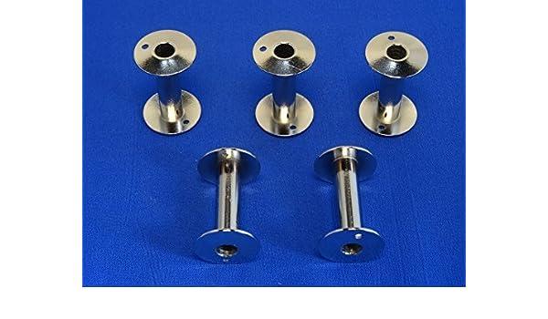 5 compatible con bobinas ADLER 106, 165 y cantante 45 K INDUSTRIAL máquinas de coser: Amazon.es: Hogar