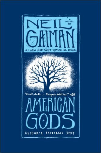 American Gods: Author's Preferred Text by Gaiman, Neil [William Morrow Paperbacks, 2013] ( Paperback ) 10th edition [Paperback]