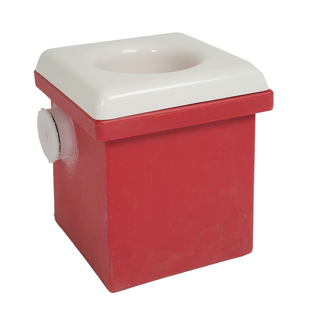 Portable Camp Toilet System