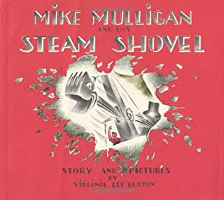 Book Cover: Mike Mulligan and His Steam Shovel