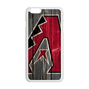 Arizona Diamondbacks fashion plastic phone case for iPhone 6 plus