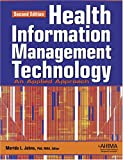 img - for Health Information Management Technology: An Applied Approach, Second Edition with Workbook book / textbook / text book