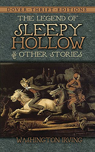 Legend Of Sleepy Hollow+Other Stories