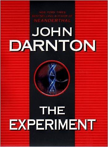 Descargas de libros electrónicos de mobiThe Experiment by John Darnton in Spanish PDF FB2 iBook