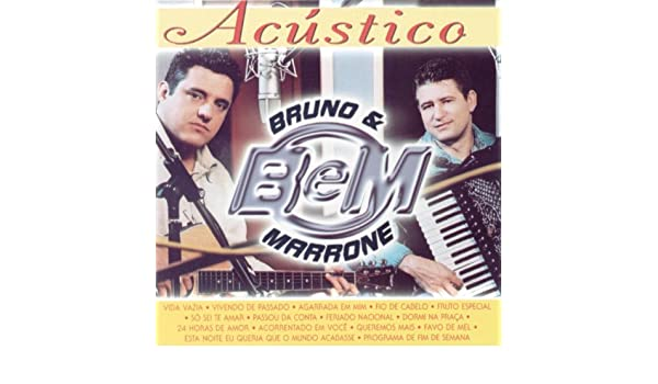 9030bb133a46c Acústico by Bruno and Marrone on Amazon Music - Amazon.com