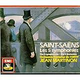 Saint-Saens: The 5 Symphonies