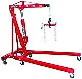 BIG RED T32002 Torin Steel Hoist/Shop Crane with