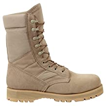 Rothco G.I. Type Sierra Sole Tactical Boots, Desert Tan