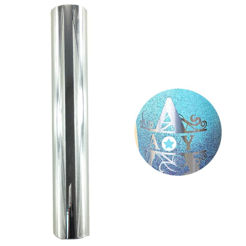 WDragon - Rollo de vinilo adhesivo para cortador de cricut, 30 cm ...