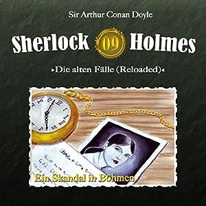 Ein Skandal in Böhmen (Sherlock Holmes - Die alten Fälle 9 [Reloaded]) Hörspiel