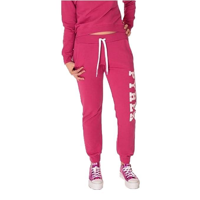 d8f7262fb3 Pyrex Pantalone Tuta Donna Fucsia: Amazon.it: Abbigliamento
