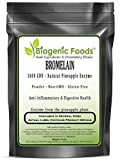 Bromelain - 1000 GDU - Natural Pineapple Enzyme Powder Extract - Enzyme from The Pineapple Plant, 1 kg