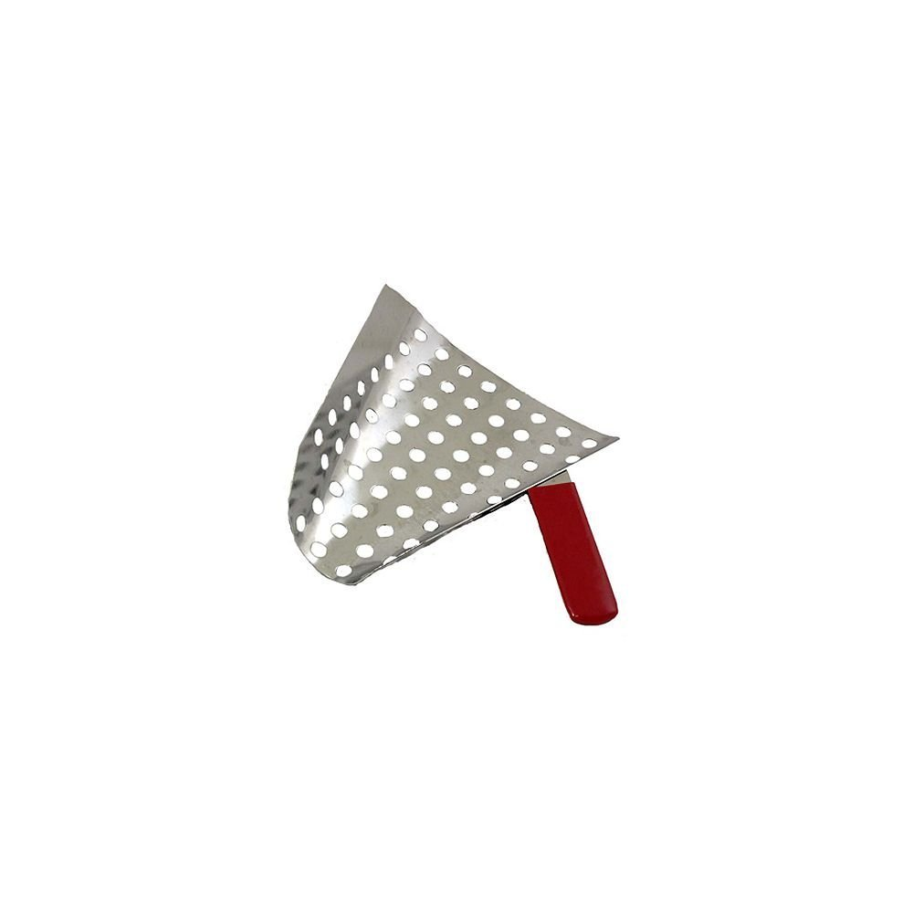 Gold Medal Perforated S/S Popcorn Jet Scoop