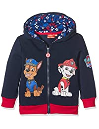Paw Patrol Boys Just Pups Zipped Hooded Jumper By BestTrend