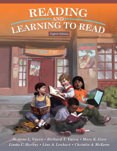 Reading and Learning to Read (8th Edition) by Pearson