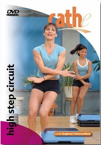 Cathe Friedrich High Step Circuit DVD by Cathe Friedrich by