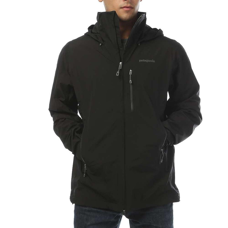 パタゴニア アウター ジャケットブルゾン Patagonia Men's Piolet Jacket Black x2c [並行輸入品] B077H1M8M9