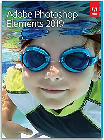 Adobe Photoshop Elements 2019 [PC Online Code]