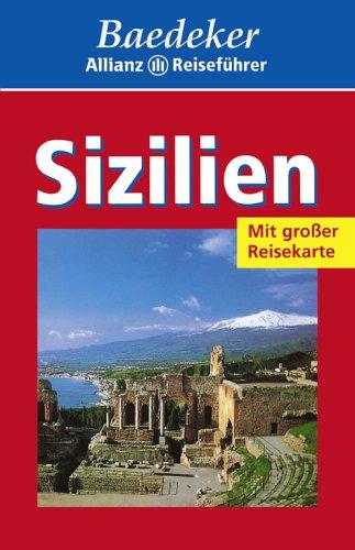 Baedeker Allianz Reiseführer Sizilien
