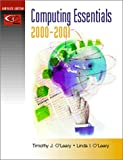Computing Essentials, 2000-2001, O'Leary, Linda I., 0072428465