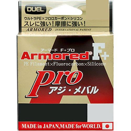デュエル(DUEL) PEライン アーマード F+ Pro アジ・メバルの商品画像