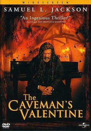 Amazon Com The Caveman S Valentine Samuel L Jackson Colm Feore
