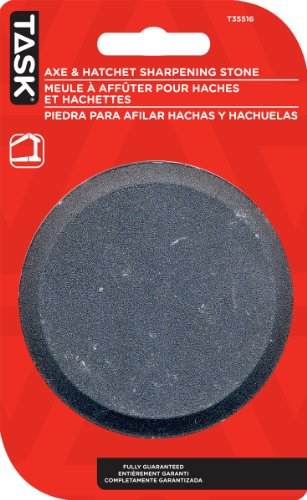 Task Tools T35516 Axe & Hatchet Sharpening Stone