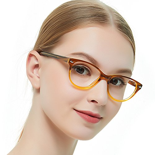 Used, OCCI CHIARI Fashion Optical Glasses Oval Acetate Eyewear for sale  Delivered anywhere in USA