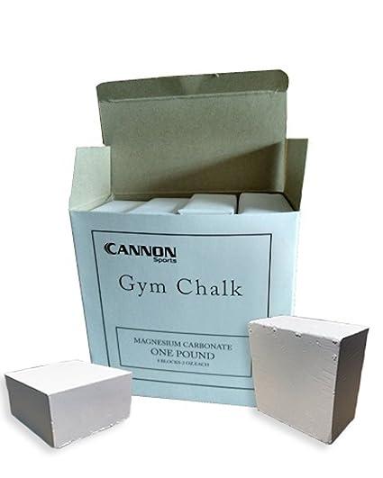 Amazon.com: CSI Cannon Deportes Gimnasio gis, 1 Lb.: Sports ...
