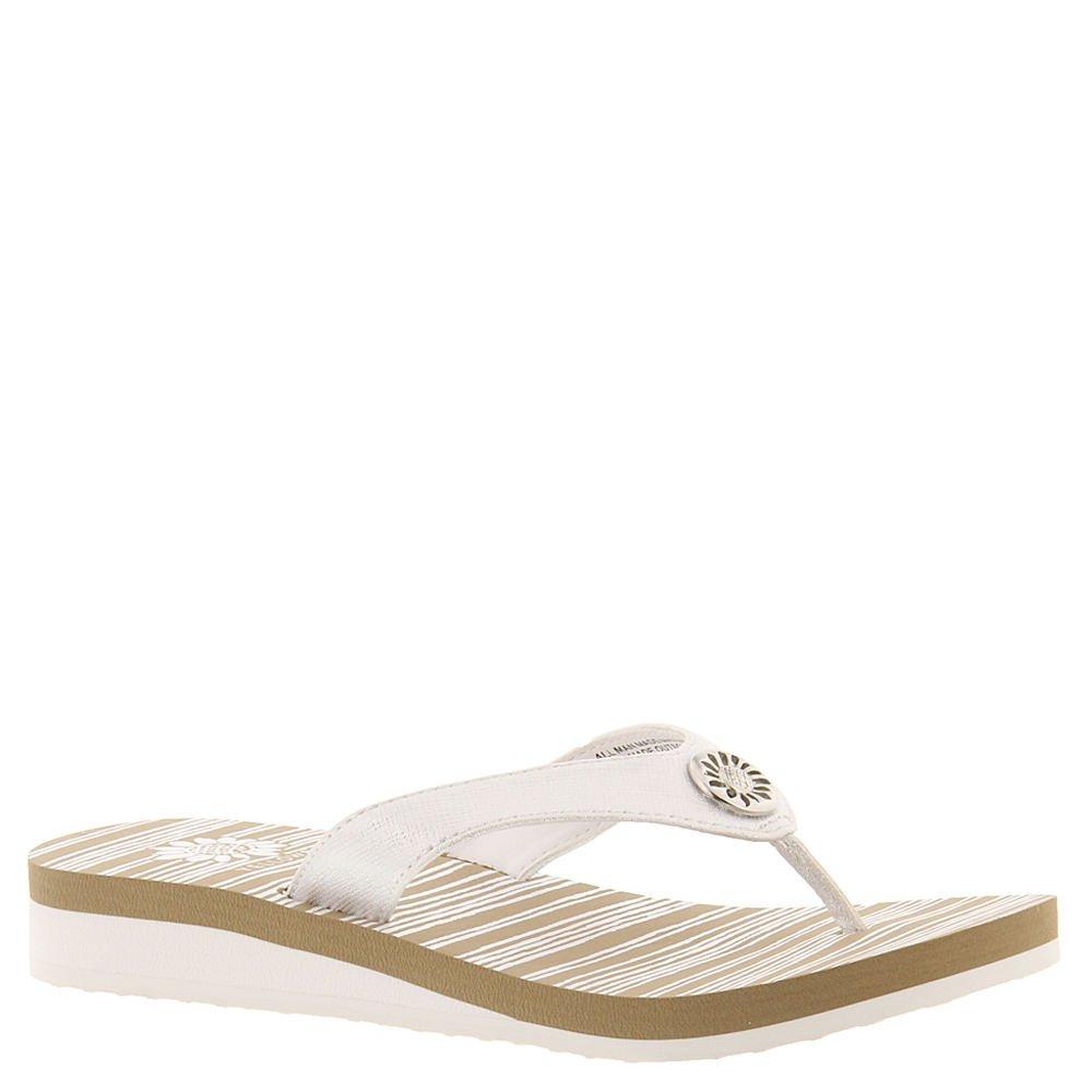 d7ba5be52 Amazon.com  Kids Yellow Box Girls Fee2 Slip On Thong Flip Flops  Shoes