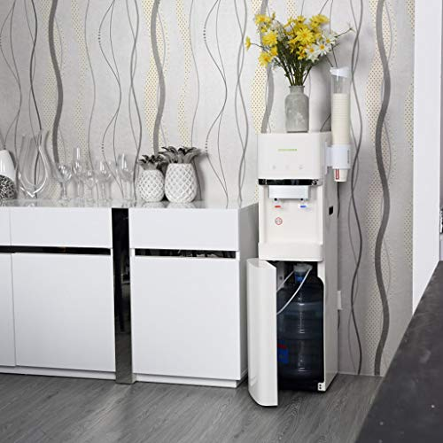Hot Water Dispensers Household Vertical hot Water Dispenser Home Dormitory Office hot Water Dispenser Bedroom Night Water Dispenser Hot and Cold Intelligent Automatic hot Water Dispenser by Combination Water Boilers Warmers (Image #2)