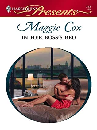 book cover of In Her Boss\'s Bed