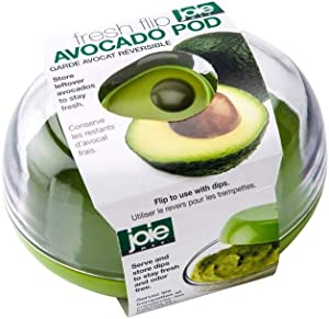 MSC International 31024 Joie Avocado Pod Food Saver, 12-ounce capacity, Green