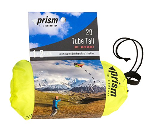 Prism Kite Technology TT20 Kite Tube Tail, 20' ()