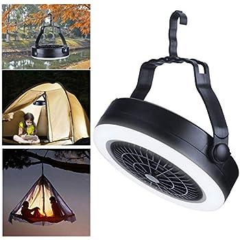 Amazon Com Portable Ceiling Fan Mini Usb Tent Fans For