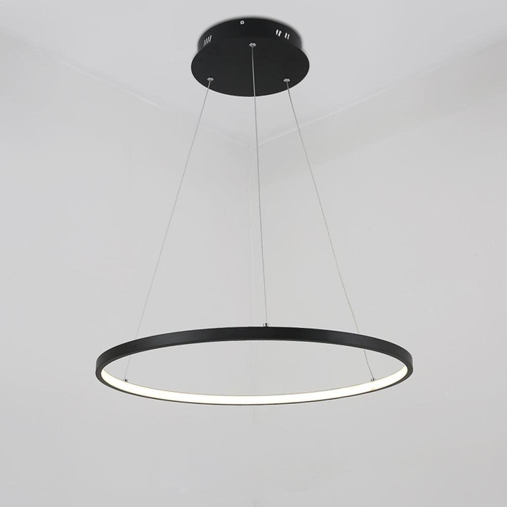 Modern Chandelier Lighting Contemporary Minimal Hanging Dining Lamp Ceiling Light