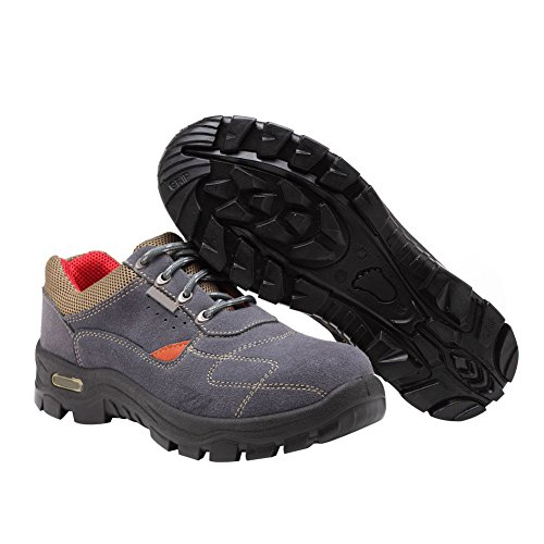 Eclimb Work Mens Steel-Toe Athletic Safety Shoe 41jsQNfzEo