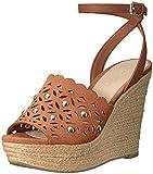 Marc Fisher Women's HATA Sandals, Beige, 8.5 M US