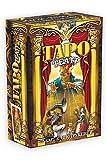 Tarot Cards Theater Russian Book + 78 Tarot Card Moskvichev Good OSTARA Sale