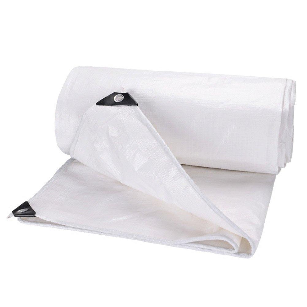 MDBLYJWinddichtes und Kaltes Tuch Sonnenschutztuc Wasserdichte und regendichte Plane, LKW-Autoplane, Sonnenschutzplane, Anti-Kälte-Antioxidans