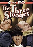 The Three Stooges Collector Series 4-Pack DVD Boxed Set: Kings of Laughter; Lost Comedy Treasures; Simply Hilarious; Swing Parade: Jerks of All Trades ~ (over 4 Hours) on 4 DVD's
