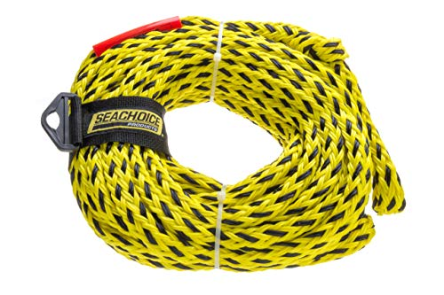 Marine Tow Rope - SEACHOICE Heavy Duty Tow Rope 6K Tensile Strength 60' 86671