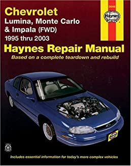 2003 monte carlo manual online user manual u2022 rh pandadigital co 2003 chevrolet monte carlo repair manual 2000 chevrolet monte carlo owners manual