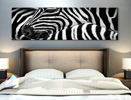 zebra panel art - 9