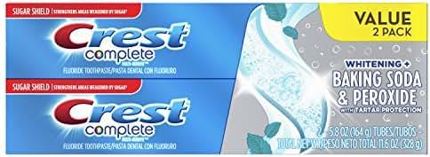 Crest Complete Whitening Baking Soda & Peroxide