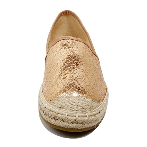 Slip Summer Loafer Suede Flats Gold On 18 Heart Womens Walking Comfortable Guilty Braided Platform Espadrille Bottom qpY1wzx