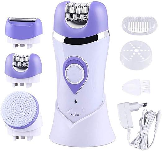 Afeitadora eléctrica para mujer 3 en 1 máquina de afeitar de las ...